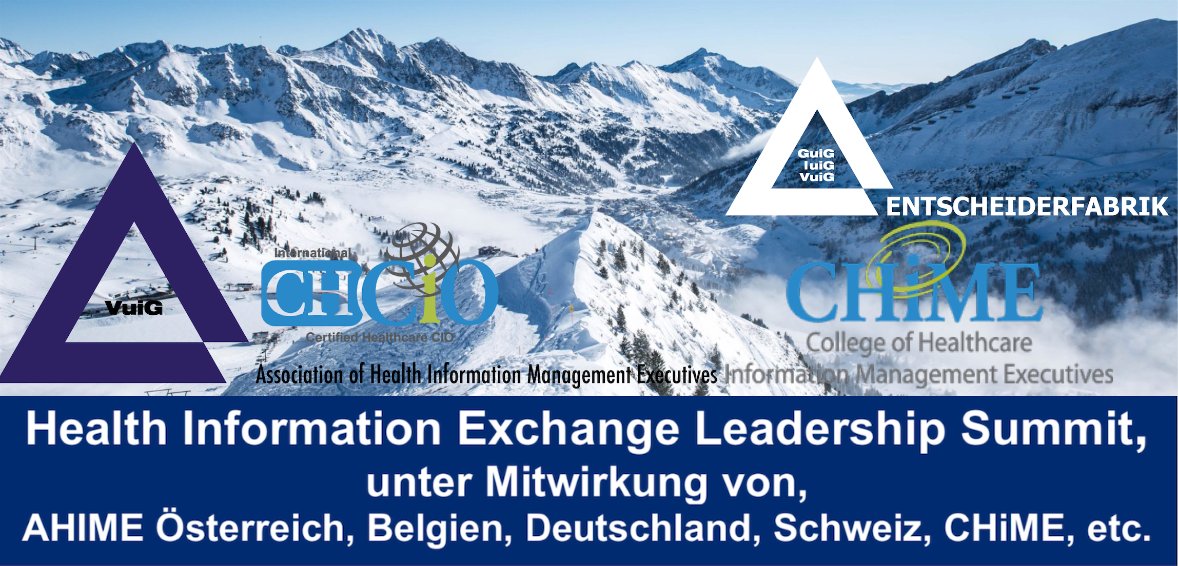 Health Information Exchange Leadership Summit